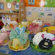 Easter Bonnet Competition and Easter Workshop